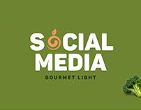Social Media - Gourmet Light