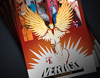 Vertigo Comics Preview Catalog