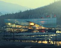 Maison H - Olympic Museum Beijing