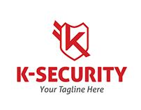 Security Company Logo Template