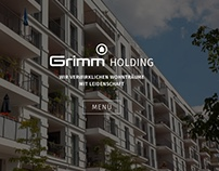 Grimm-Holding website