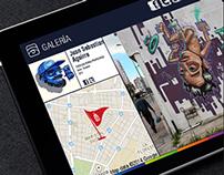 Movile App Muros Libres