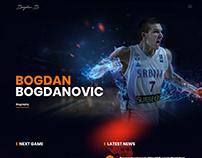 Bogdan Bogdanovic - Web Design