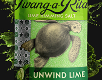 Twangarita Rimming Salt :: Packaging & Rebrand