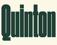 Quinton Ultra Condensed