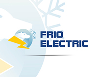 Spot animado Frio Electric