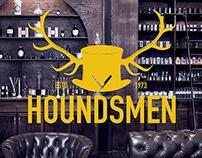 HOUNDSMEN - Branding & Packaging