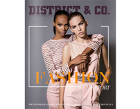 Revista District & Co Fashion Report