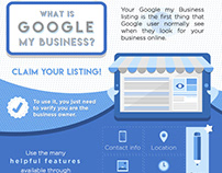 INFOGRAPHIC: What is Google my business?