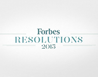 Forbes Resolutions