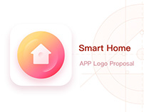 SmartHome Logo proposal