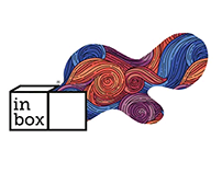 INBOX dynamic logo
