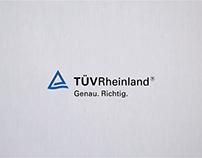 TÜV Rheinland - TRG Brand Campaign