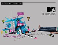 TE SORPRENDE / MTV