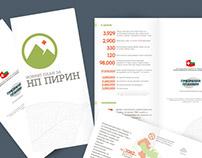 Non-profit - Pirin infographic materials