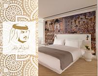 Hotel Mondrian Doha / QND2017 / Social Media Design