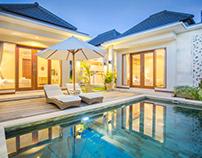 Interior & Exterior Photography Villa Lee