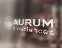 Aurum Biosciences Ltd Branding