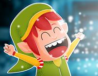 Mahjong Christmas ADs