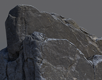 Photogrammetry Rocks