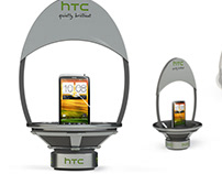 HTC OneX - Speaker Counter Display