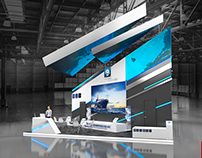 Exhibition stand for MORINFORMSYSTEM-AGAT