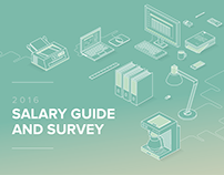 2016 Creativepool Salary Guide & Survey