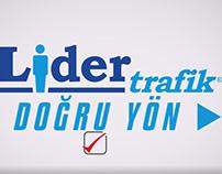 Lider Trafik - Social Media Promo