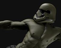 Stormtrooper Anatomy