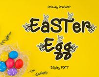 Free Easter Egg Display Font