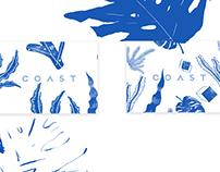 《COAST海岸藻油皂包装设计》PACK