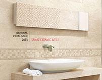 Sanaz Tile catalogue