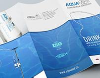graphic design for Acquamike ( 8-2013 )