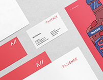 Tallence AG // Corporate Design