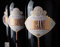 PUROSANGUE  |  Wine Concept & Design