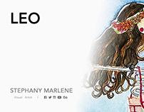 LEO · Miss Catrina 13 Zodiac Signs Collection