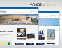 Website Design | California Aquastore