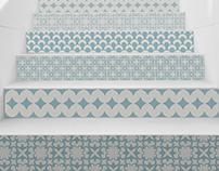 Criação de padrões para Azulejos | Cem de Richimi