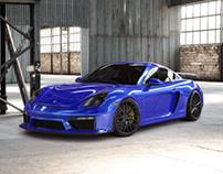 Porsche Cayman GT4_001