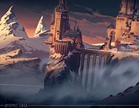 Apophis Saga - concept