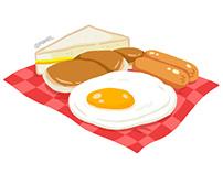 Food Illustration 2