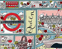 AOI / TFL Prize for Illustration 2015