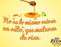 "Proyecto Ecco ""Sweet Natural"""