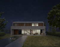 new house with pool@Padua