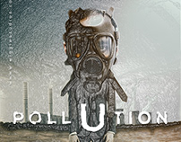 Air Pollution Concept Photo Manipulation
