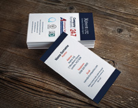 Xephyr LTD business cards