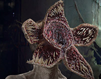"STRANGER THINGS ""DEMOGORGON"" SPECIAL FX"