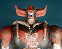 Grendizer custom (figure from HL Pro)