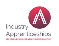Industry Apprenticeships identity design