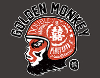 Golden Monkey for Year of the Monkey